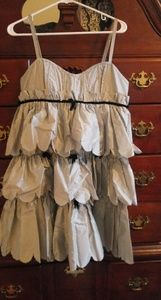 Marc Jacobs light layered cute dress